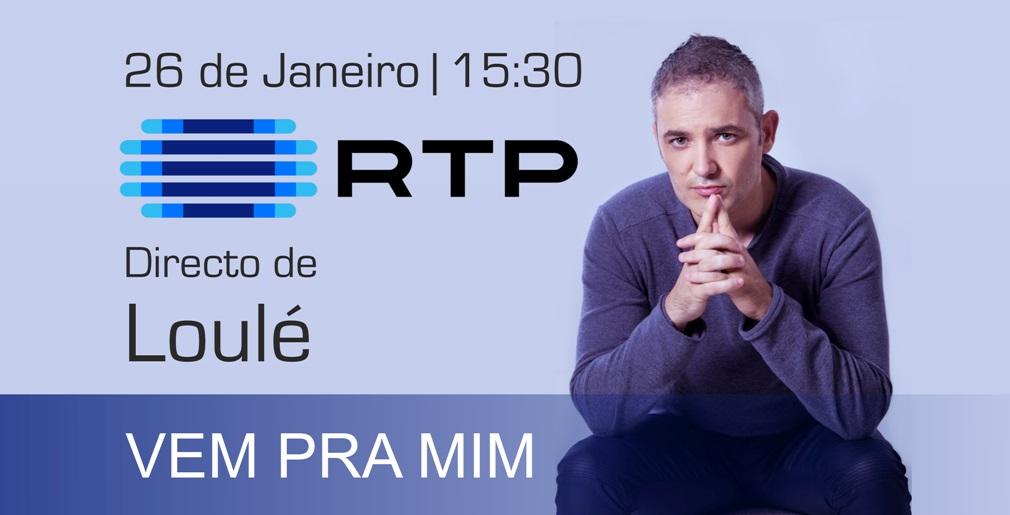 RTP1 – Directo em Loulé